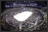 The World Championship comes back to Prague (pictured: the O2 Arena) and Ostrava in 2015. (Photo: IIHF)